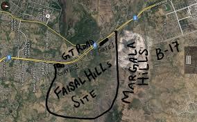 Faisal Hills location