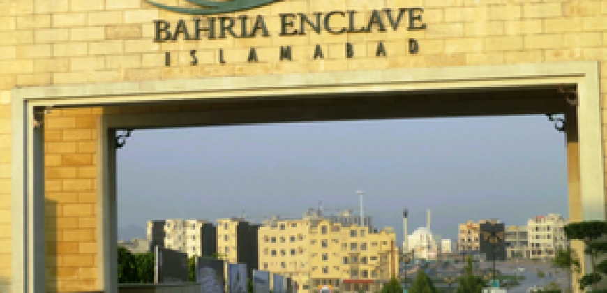 Bahria Enclave Islamabad Sector K Street 7 Plot no.24 Size 10 marla 62 lac