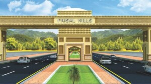 faisal hills main gate
