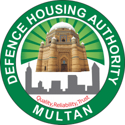 Plot For Sale: DHA Multan One kanal Plot in Sector U in Prime Location 120 Lac