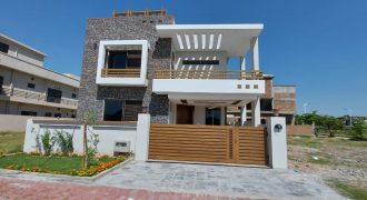 For Sale: 10 Marla Brand New 3 Storey House in Bahria Town Rawalpindi Phase 8. Demand 3.15 Crore.