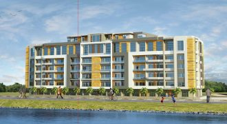 Flat for Sale: River Gardens Housing Scheme Islamabad River Walk Flat 3 beds no.R-9 on 3rd floor area 1185 Final 71 lac