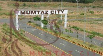 Mumtaz City Chenab block plot no. 355 corner of st. 30/31, size 30×60 Demand 63 lac