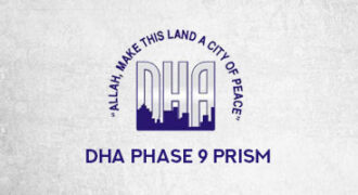 Plot for Sale: DHA Lahore phase 9 Prism block N, plot near 1133 army. Size one Kanal. Demand 135 lac All dues clear.