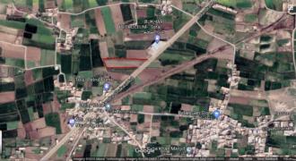 8 Kanal Commercial plot on main Rawalpindi/Mandra-Chakwal Road Near Chak Naurang 3.24 Crore