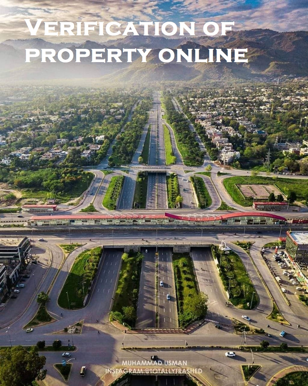 Islamabad administration to launch Property Verification Centre